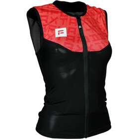 Flaxta Behold Back Protector Vest Women warm pink pattern